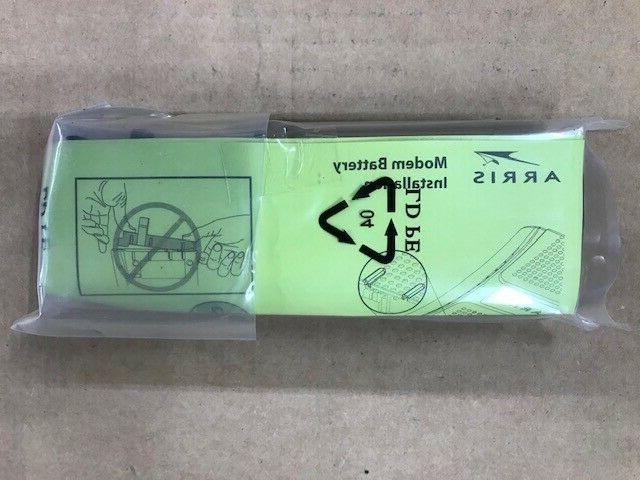 ARRIS Router Battery 8.4v Lot of 10