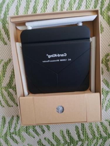 Card-King 1200M Wireless Router,***
