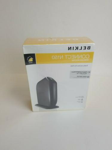 connect n150 wireless router brand new