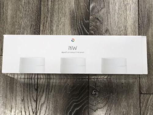 home 3 pack wifi system ac1200 dual