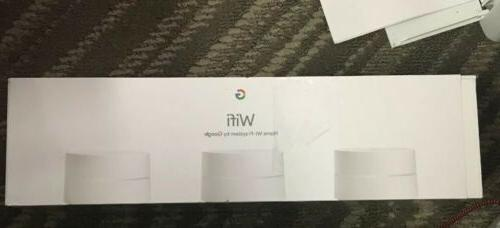 home wifi system 3 pack by nls