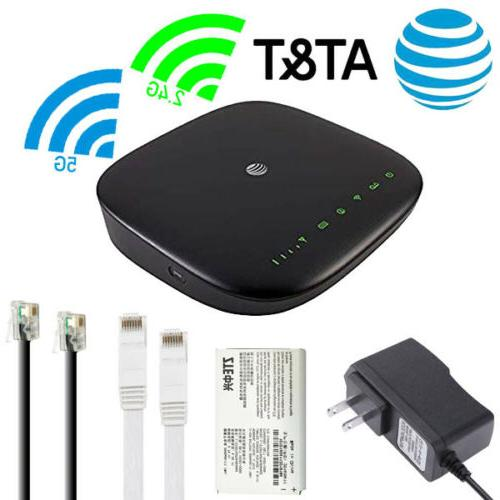Home Wireless Router ZTE MF279 Router Hotspot AT&T 4G LTE Ca