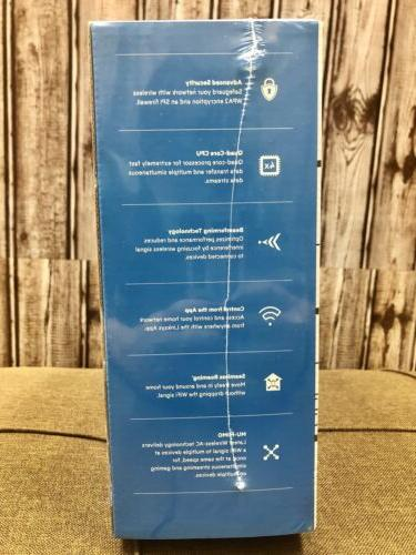 LINKSYS MR9000 Max-Stream Tri-Band Mesh WiFi Router