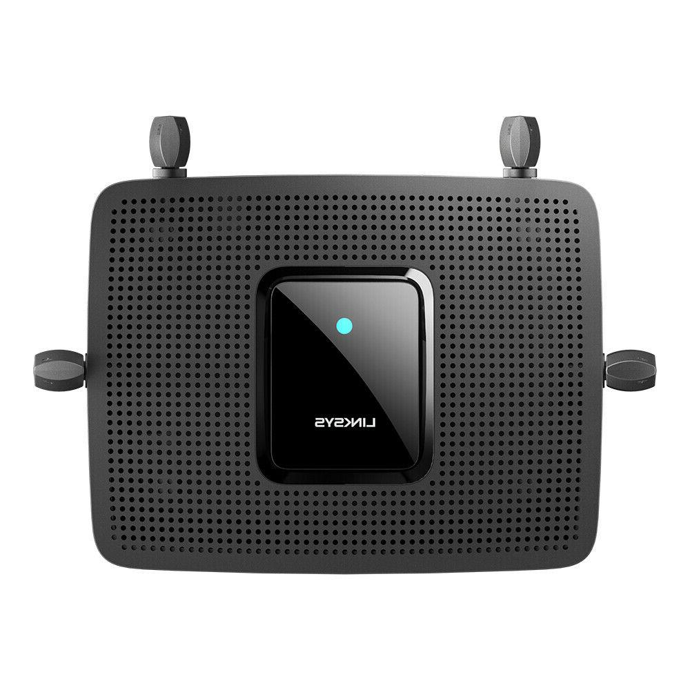 LINKSYS MR9000 Tri-Band WiFi 5 Router Seal