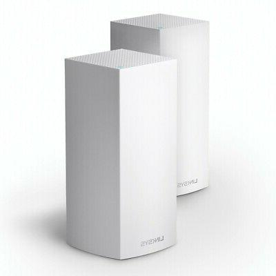 LINKSYS MX10 AX WHOLE 6 SYSTEM PACK WHITE