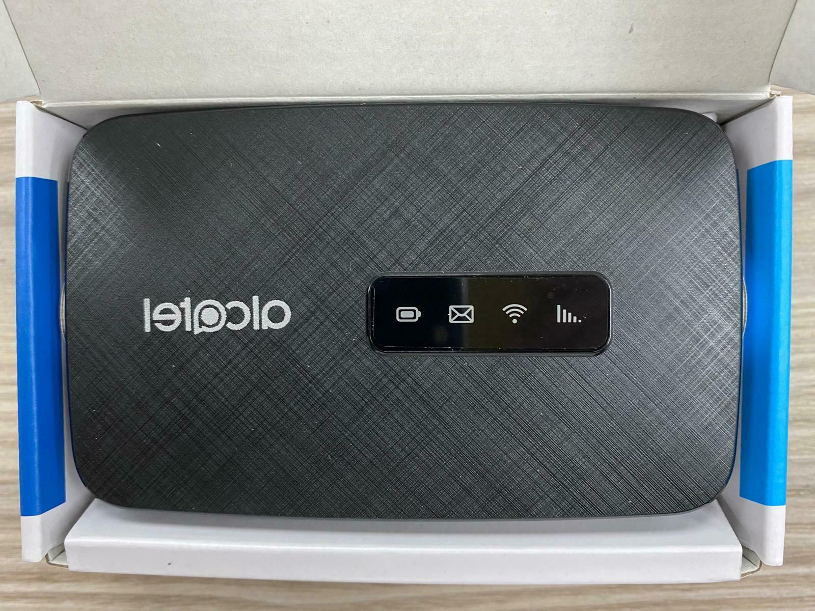 NEW Alcatel Link Router - Global - Hotspot - MW41NF
