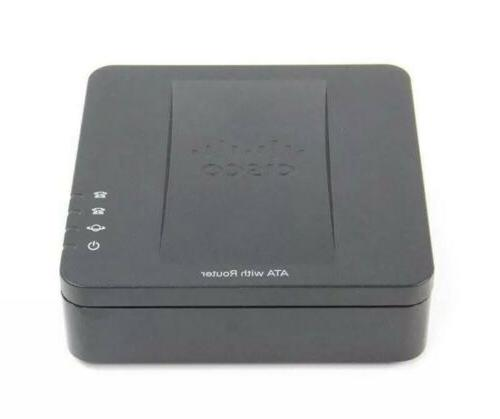 new spa122 small business ata with router