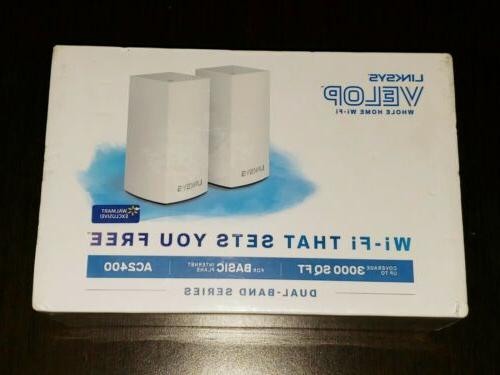 new velop ac2400 whole home wifi intelligent