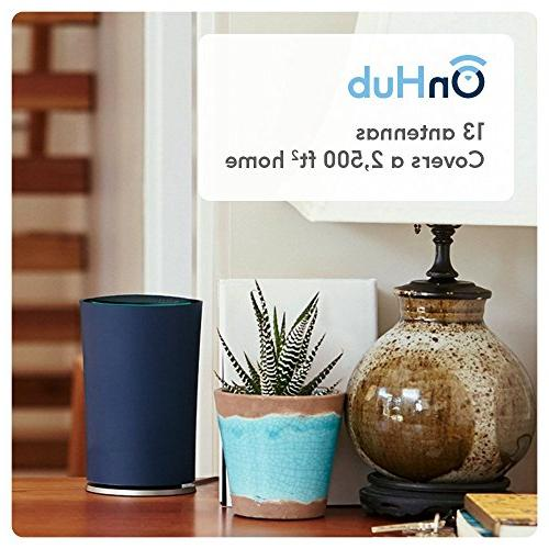 OnHub Wireless Dual-Band Gigabit Router and