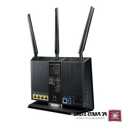 ASUS RT-AC68U AC1900 Band Wireless w/ Support Gaming