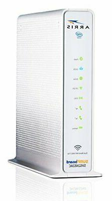 ARRIS Surfboard Docsis Cable AC1750 Dual Band