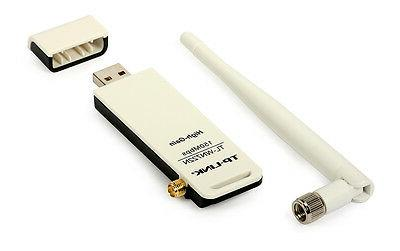TP-Link 150Mbps WiFi Wireless USB Adapter