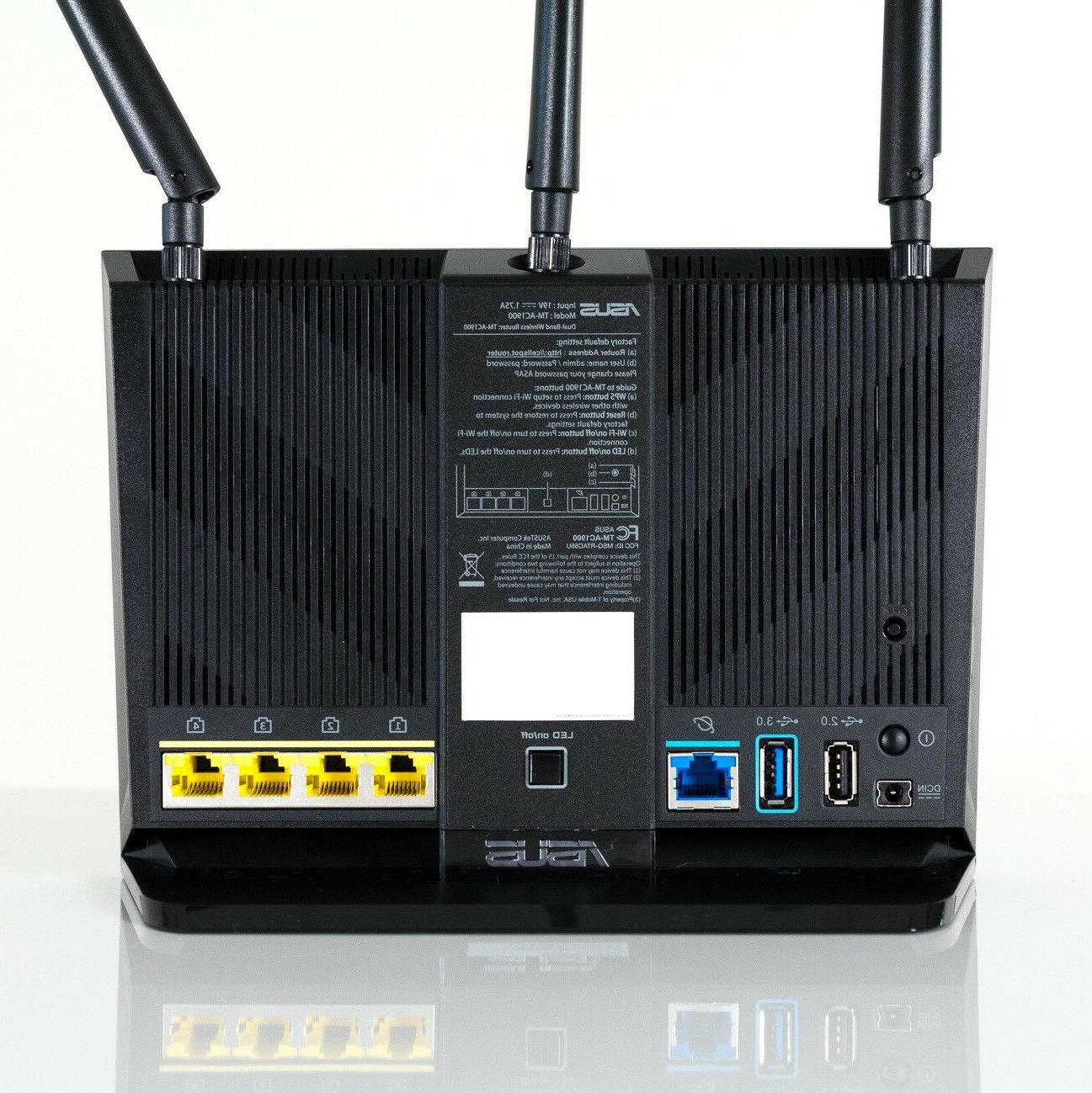 ASUS Personal CellSpot Dual-Band Wireless Router