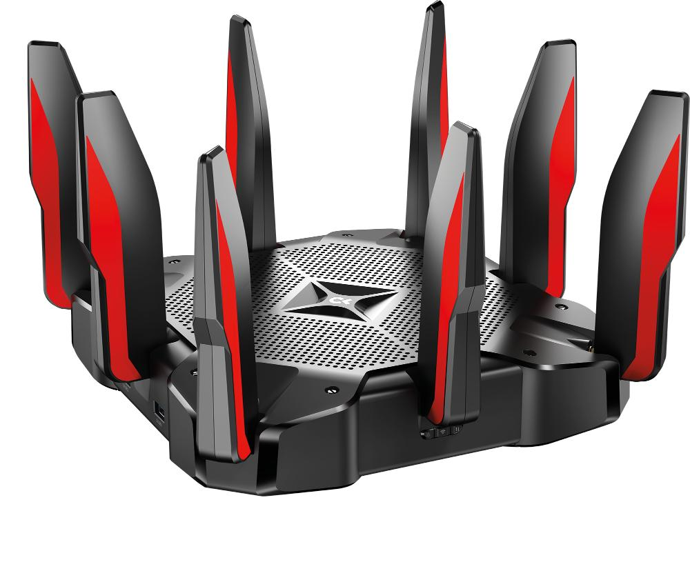 TP-Link AC5400 MU-MIMO Tri-Band Wi-Fi Router