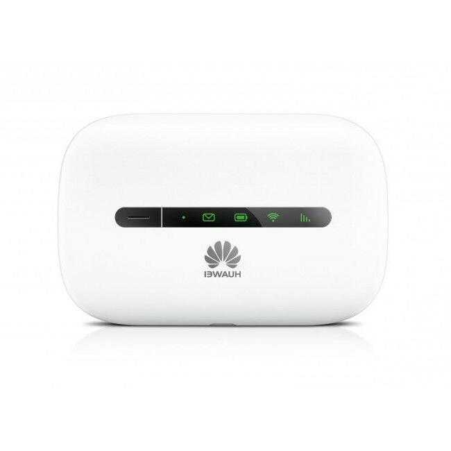 Unlock Huawei 3G Mobile WiFi Hotspot Network Router Wireless