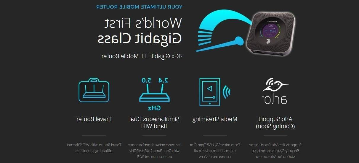 Unlocked 4G Lte Nighthawk Mobile WiFi