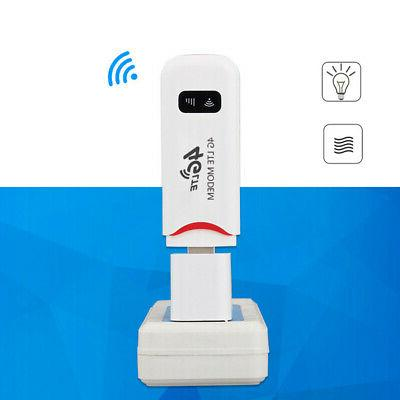 Unlocked LTE Wireless Router USB SIM Card Wifi Hotspot for Outdoor