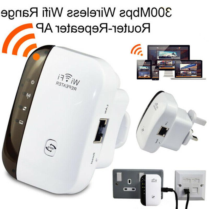 US Plug 802.11 Wireless Router Signal