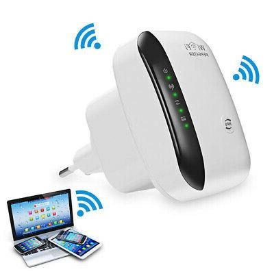 US Plug WiFi Repeater Router Extender Super Booster Shop