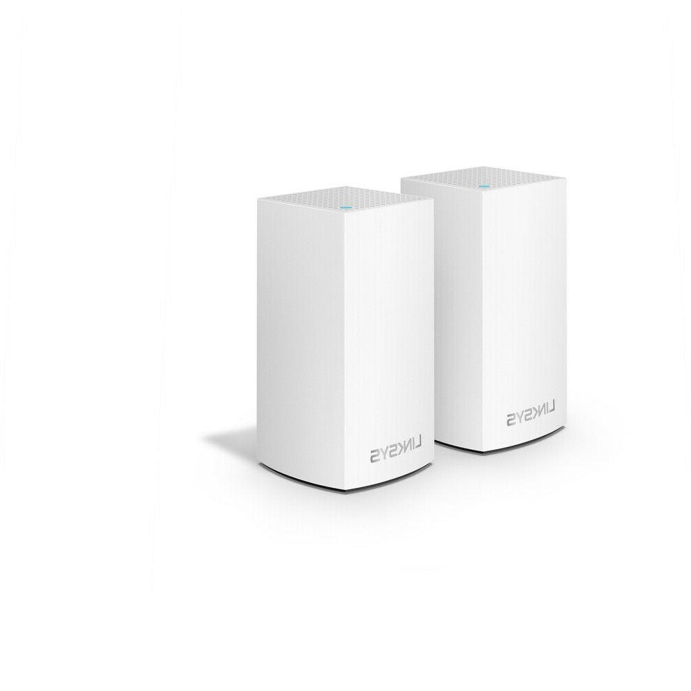 Linksys Velop Mesh System,1,2, 3 Dual Band 1300
