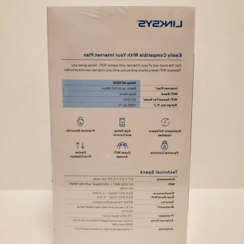 Mesh WiFi Router AC NEW &