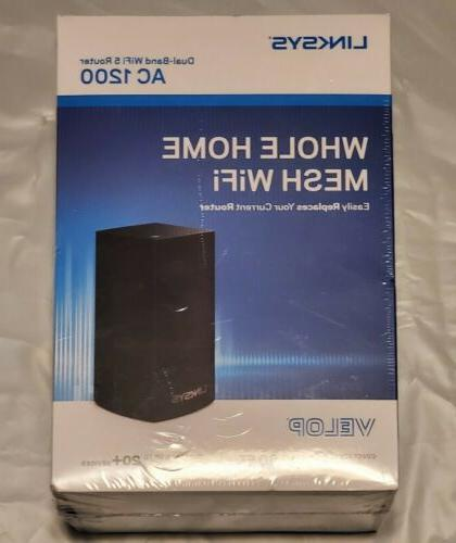 velop whole home mesh wifi dual band