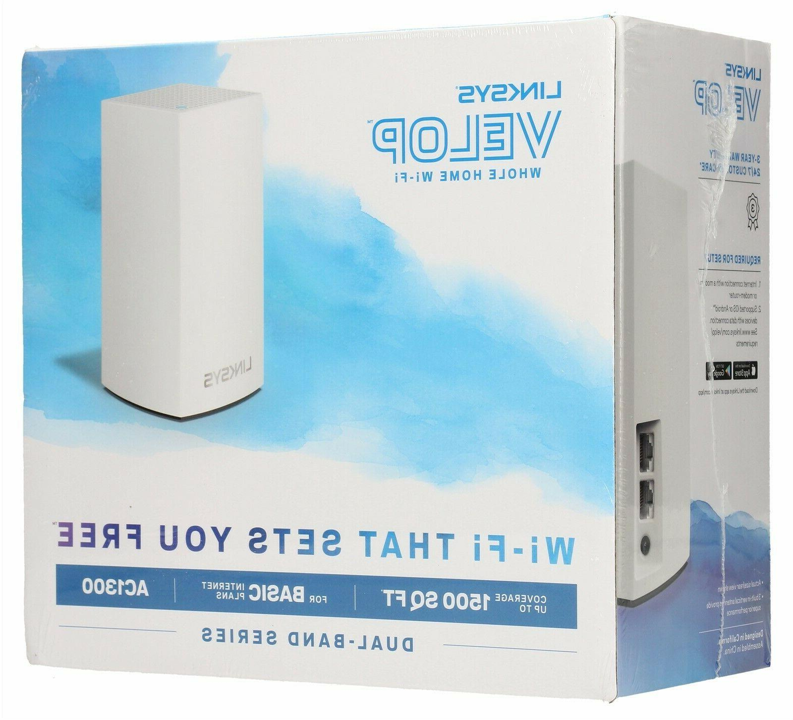 velop whole home wifi intelligent