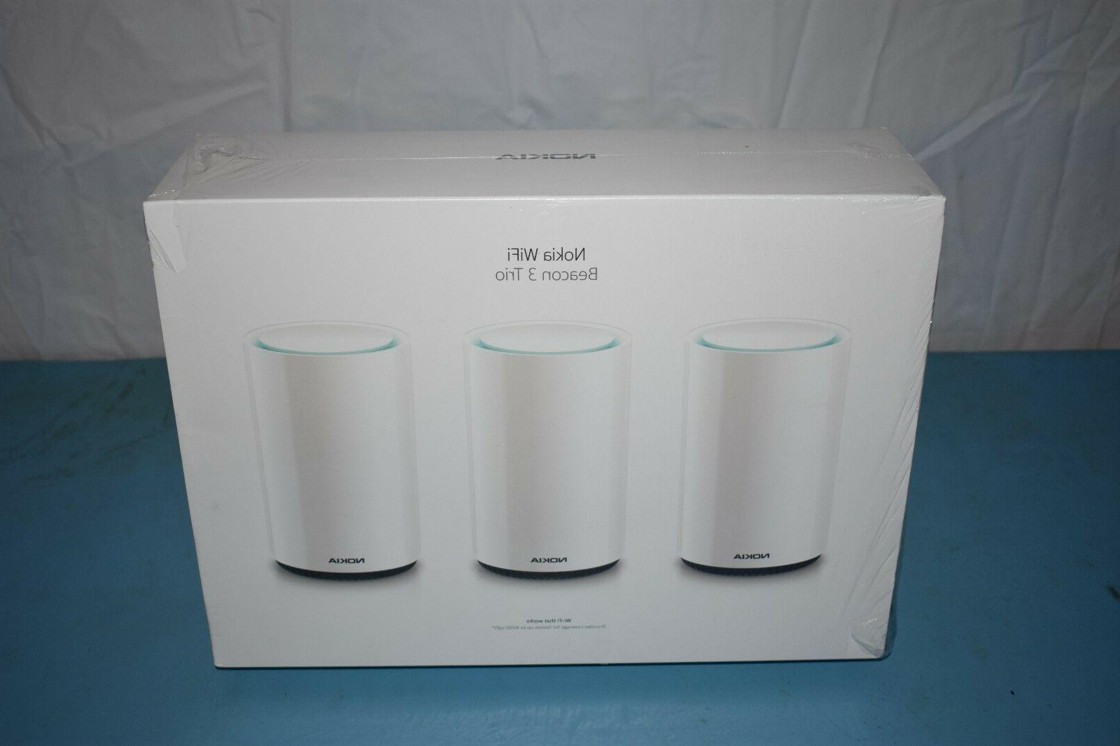 wifi beacon 3 mesh router system intelligent