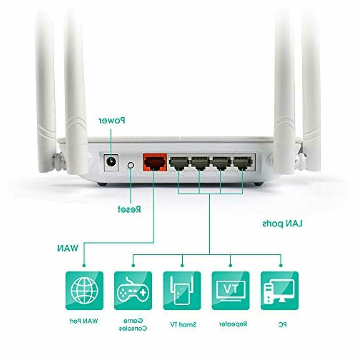 Wifi Wireless Router Office Internet Compatible w