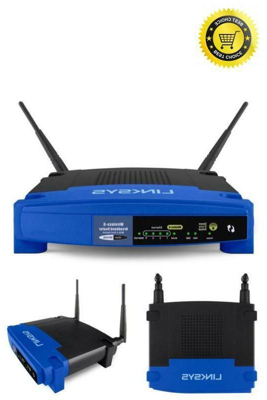 wireless internet router highest rated