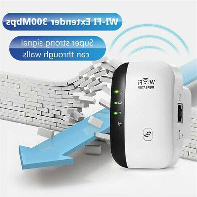 300Mbps Range Network Signal Booster