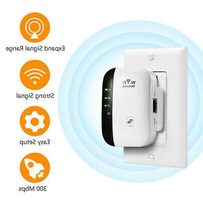 300Mbps Wireless Range Network Signal Booster
