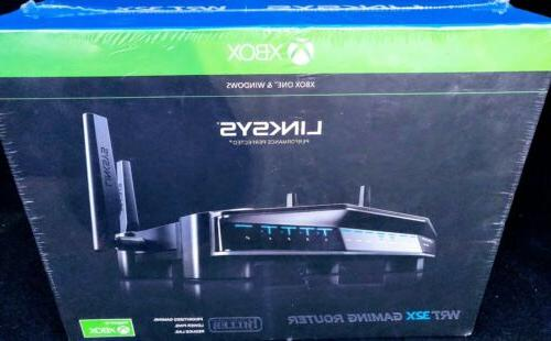 wrt gaming wifi router optimized for xbox