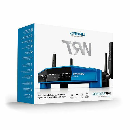 Linksys Router MU-MIMO Wifi Router - NEW™