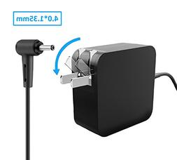 Laptop Power AC Adapter 19V 2.37A 45W Charger for Asus Wirel