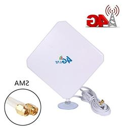 4G LTE Antenna Dual Mimo 35dBi High Gain Network Ethernet Ou