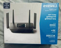 LINKSYS MAX STREAM -  AC2200 MU-MIMO Tri Band Router EA8300