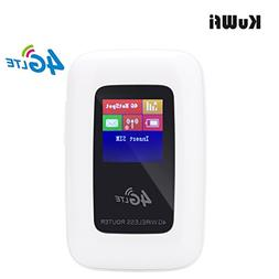 Mobile Wifi Hotspot 4G LTE WiFi Modem Router WiFi Dongle Rou