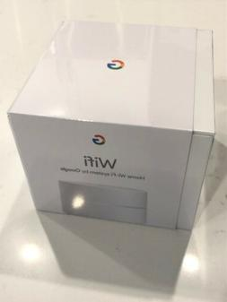 Google Model AC-1304 Wifi System  AC1200 Router  *NEW*  FR