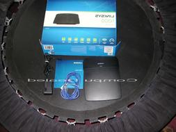 Linksys N300 E1200 Wireless-N Wifi LAN Router NIB, Cisco, in