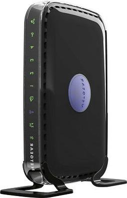 NETGEAR N600 Dual Band WiFi Wireless Router  Up to 600 Mbps