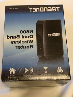 TRENDnet N600 Dual Band Wireless Router 300 Mbps - New in Bo