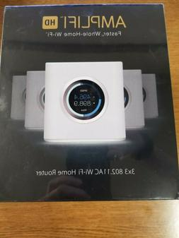 NEW, Factory Sealed AFi-R Amplifi HD Whole-Home Wi-Fi System