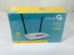 New Sealed TP Link TL-WR841N 300Mbps WiFi Wireless N Router