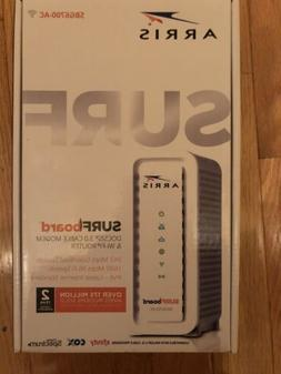 new surfboard docsis 3 0 cable modem