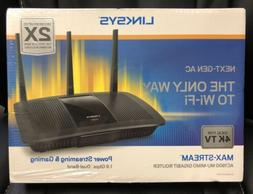 NEW! Linksys TM-AC1900 MU-MIMO Gigabit Router  Free Shipping