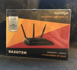 NETGEAR Nighthawk AC1900 Smart WiFi Router – Dual Band Gig