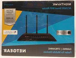 Netgear Nighthawk AC2600 Smart Wifi Router R7450-100NAS