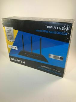 nighthawk ac2600 smart wifi router r7450 100nas