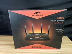 NETGEAR Nighthawk Pro Gaming Wi-Fi Router  Dual-Band Quad St